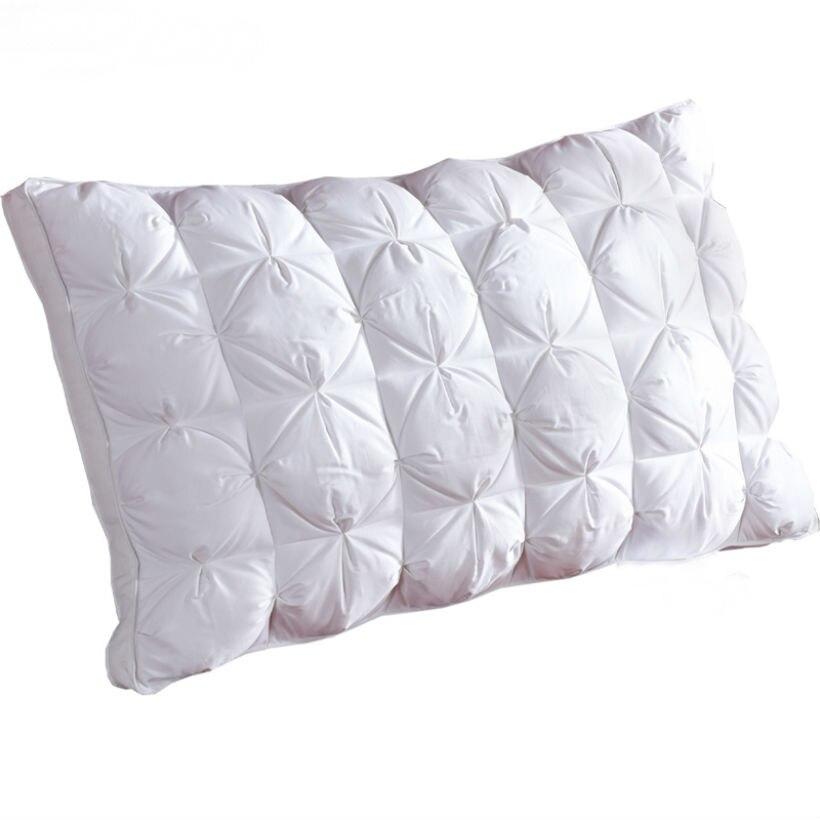 achetez en gros doux oreillers en plumes en ligne des. Black Bedroom Furniture Sets. Home Design Ideas