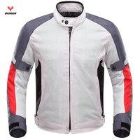 Motorcycle mesh Jacket DUHAN D201B motorbike spring summer racing net jacket breathable motocross jacket SWX MX moto