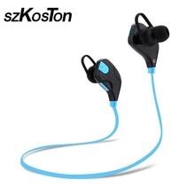 Sport Bluetooth Earphones In-Ear Wireless Bluetooth 4.1 Waterproof Bluetooth Earphone with Mic For Mobil Phone Noise Cancelling