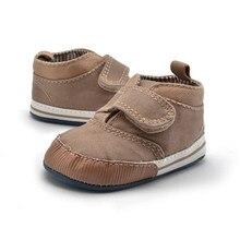 0f9935e9cce43 Nouveau-né Bébé Enfant En Bas Âge Chaussures Enfants Prewalker Semelle  Souple Pour Bébés Sneaker