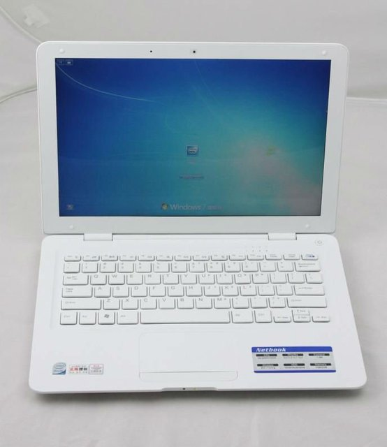 cheap laptop Brand New OEM 14''  laptop computer  L70 D2500  LED 1GB 160GB dual core netbook computer
