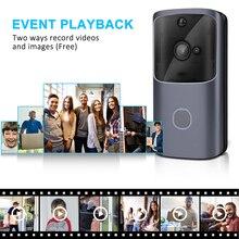 Sonnette vidéo RC intelligente WiFi vidéo en temps réel