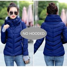 2018 new ladies fashion coat winter jacket women outerwear
