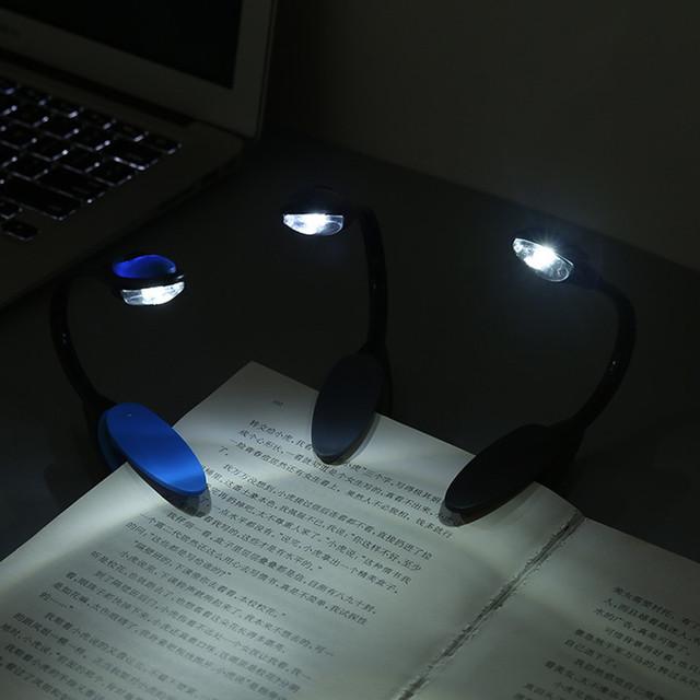 Fine Convenient Portable Reading Light Lamp