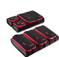 Travel Accessories Packing Cubes Luggage Packing Organizers Bag for Shirt Clothes Underwear Fit Suitcase