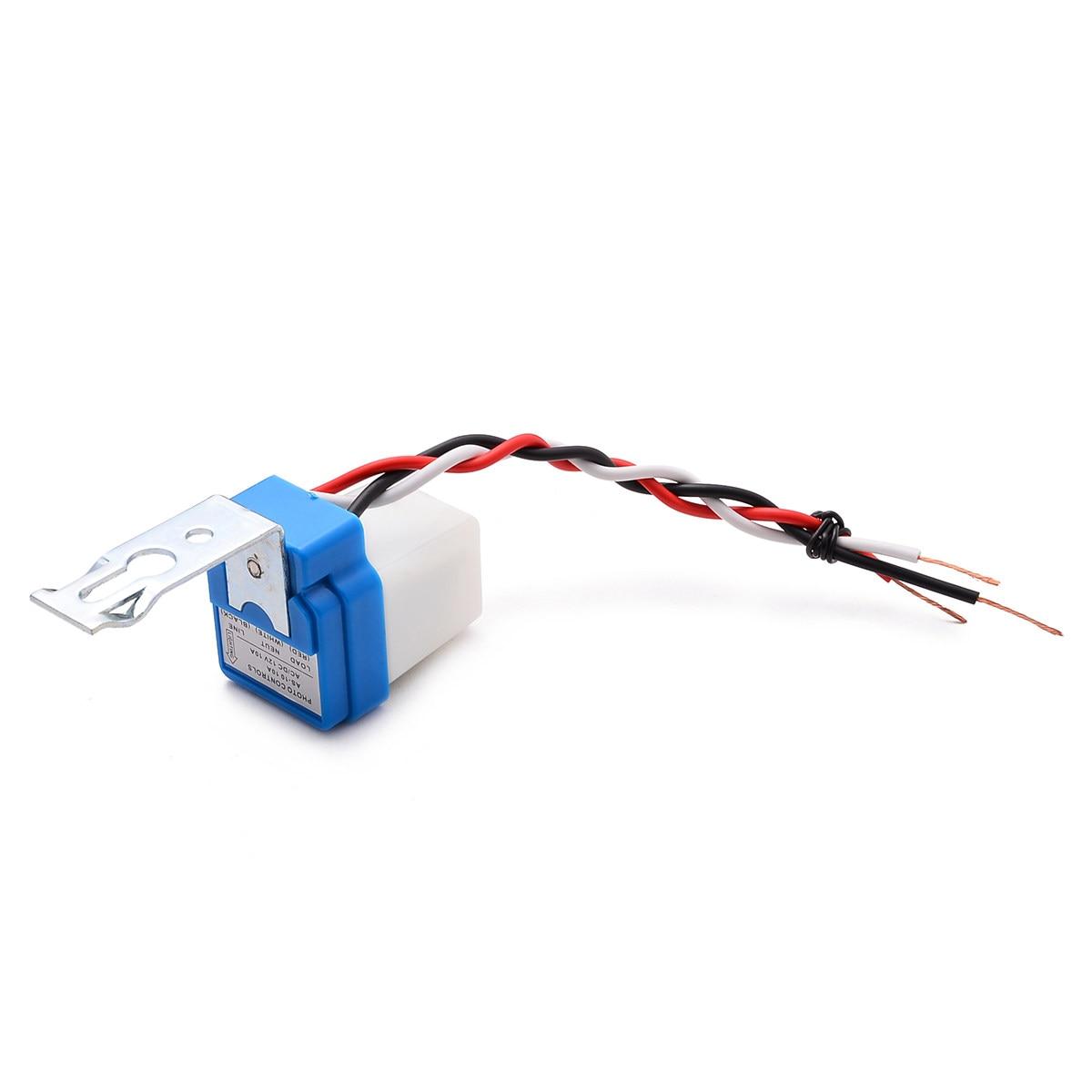 Online Shop 3 Phase 230v 400v 16a Pressure Switch For Compressor Air Outdoor Light Sensor Wiring 12v 10a Mini Twilight Dusk Night Led Lamp
