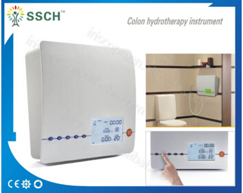 home colon hydrotherapy equipment/Intestinal therapy /Hydrotherapy apparatus prevalence of intestinal parasitosis among children