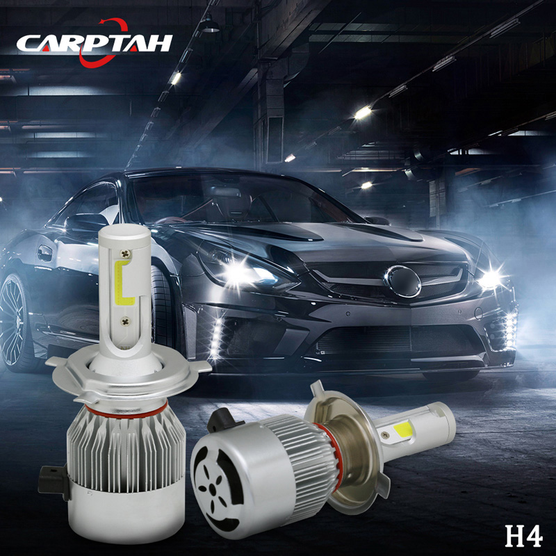 For Hyundai Solaris 2011 - 2016 CARPTAH DC 12V 7600LM Car LED Headlight Plug&Play All-In-One Auto Bulb Head Lamp <font><b>Conversion</b></font> Kit
