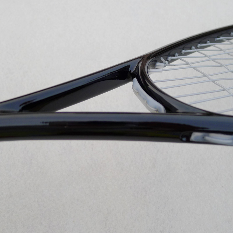 1 PC 100% carbon-fiber Squash racket,Black GRAPHITE 500 squash racquet 145g