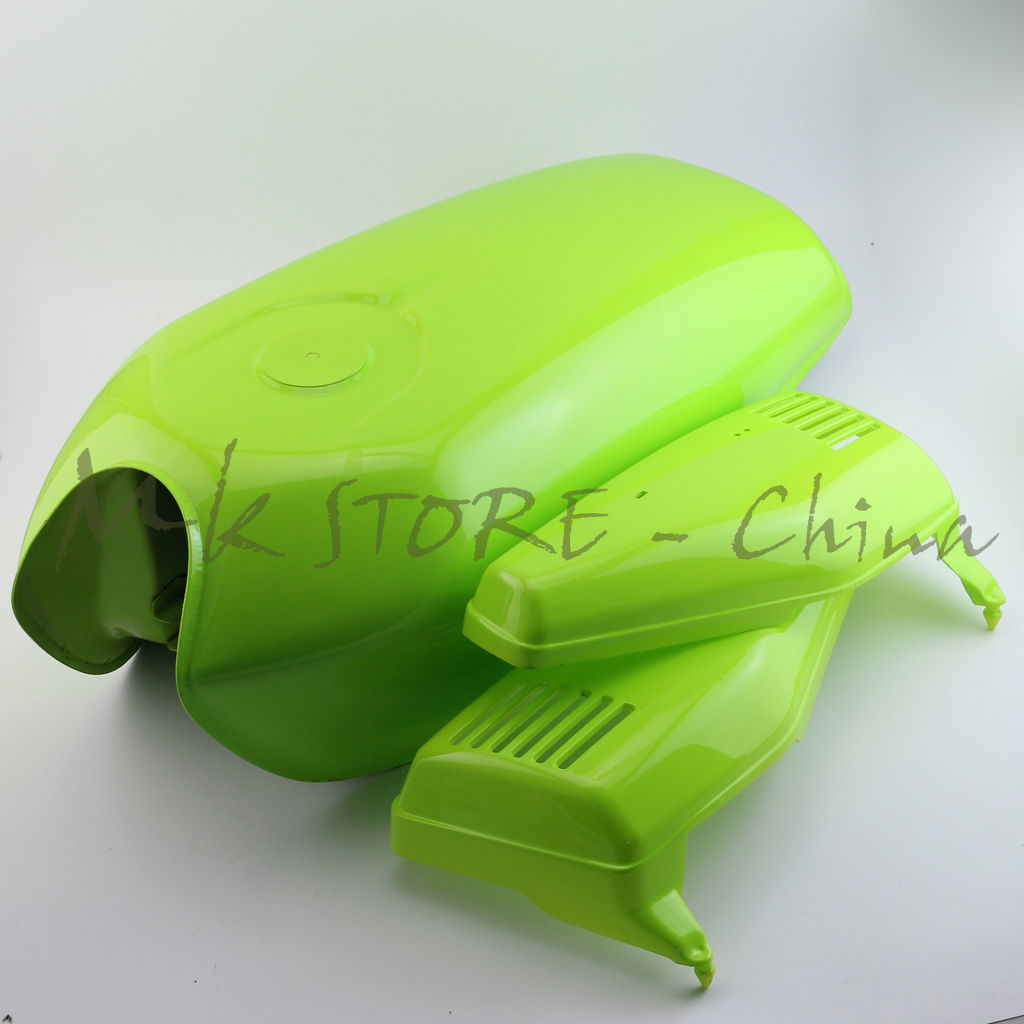 aliexpress : buy 2017 new fluorescent green for honda cg125