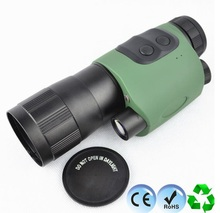 Best Buy Good quality 5X Night vision scope 5×50 Infrared IR Night Vision Monocular for Hunting NV Telescope Max. 250m Range
