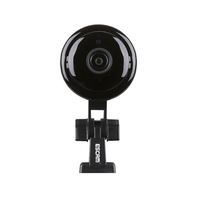 ESCAM New Button Q6 Mini Wifi Camera Home Security IP Camera IR Night Vision Two-Way Audio CCTV Surveillance Camera Baby Monitor escam hd3100 ir ip security camera