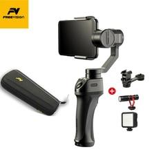 Nouveau Freevision vilta-m 3 axes cardan Portable stabilisateur Bluetooth cardan Portable pour iPhone android Smartphones pour GoPro HERO