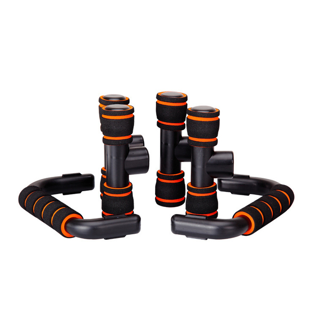 1Pair Push Ups Stands Grip Fitness Equipment Handles Chest Body Buiding Sports Muscular Training Push up racks 5