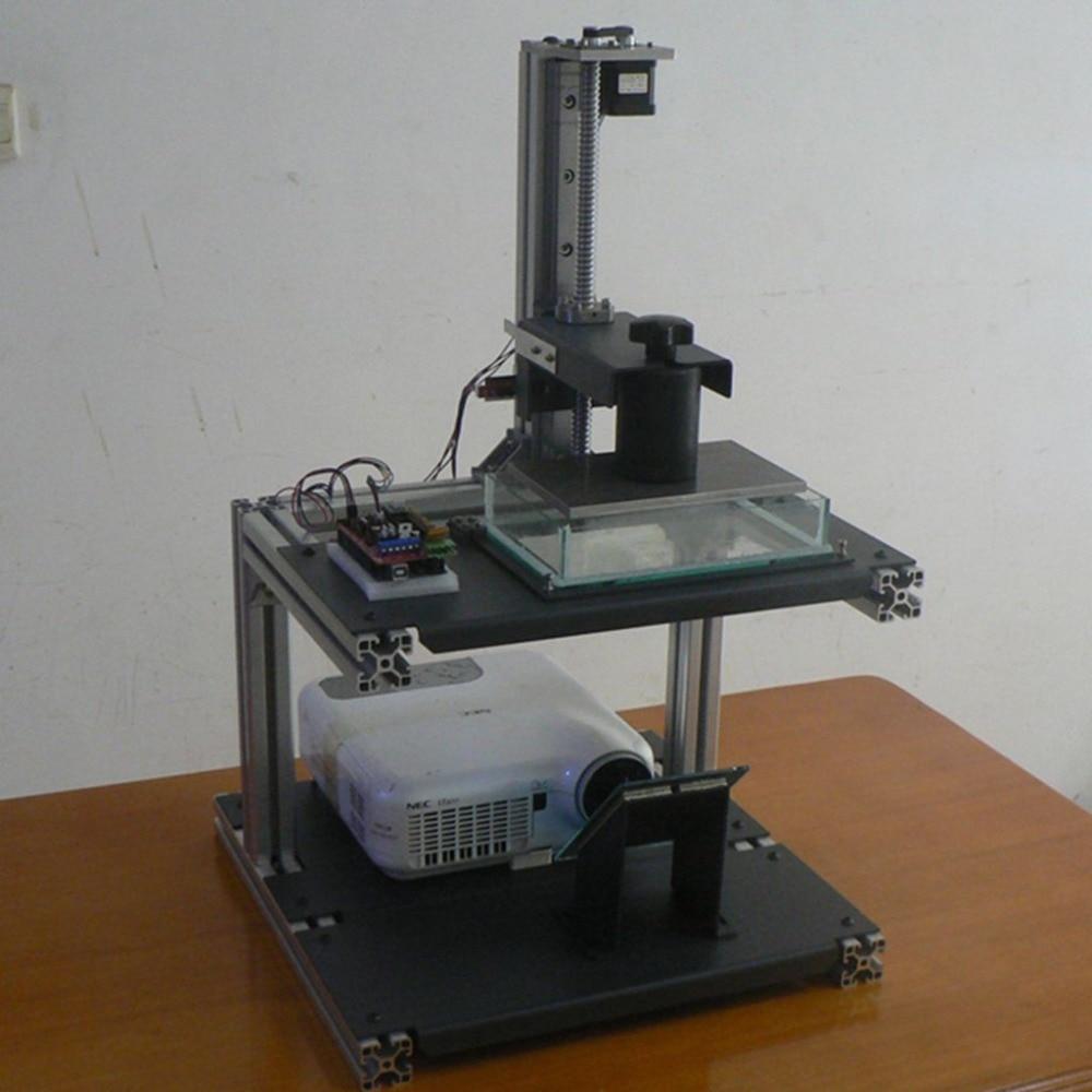 Cost effective new design desktop open source durable for 3d printer build plans