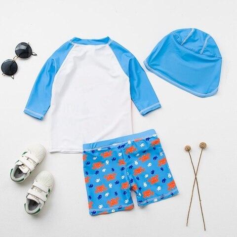 meninos criancas maio de natacao piscina roupas