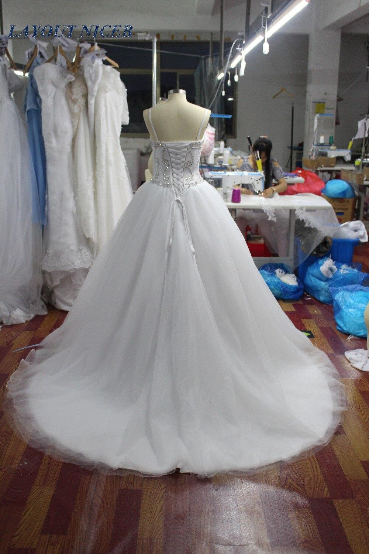 Πριγκίπισσα κρύσταλλο μπάλα φόρεμα - Γαμήλια φορέματα - Φωτογραφία 5