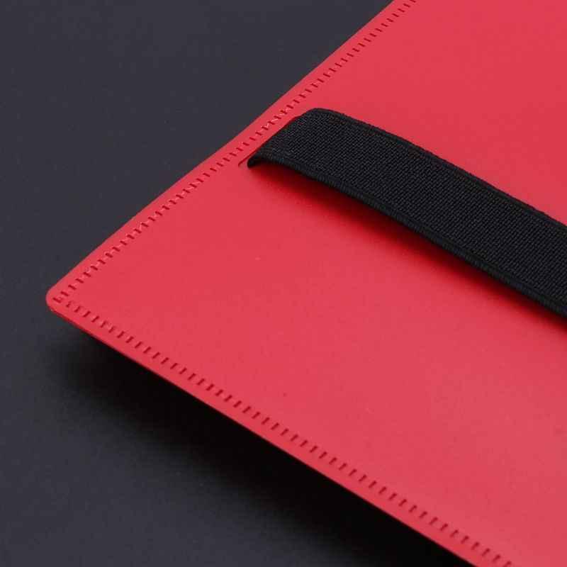 Для Стандартный Размеры коллекция карт файлы 9-карман пустой акриловый ремни серебрянная серии страница протектор