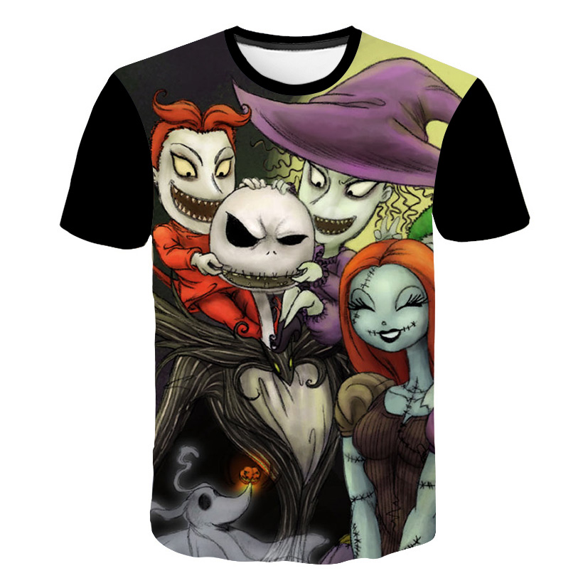 Brand Rick And Morty T Shirt Anime Men Short Sleeve T-shirt Harajuku Summer Chinese 3d Printed T-shirt Hip Hop Tee 11 Style 5XL