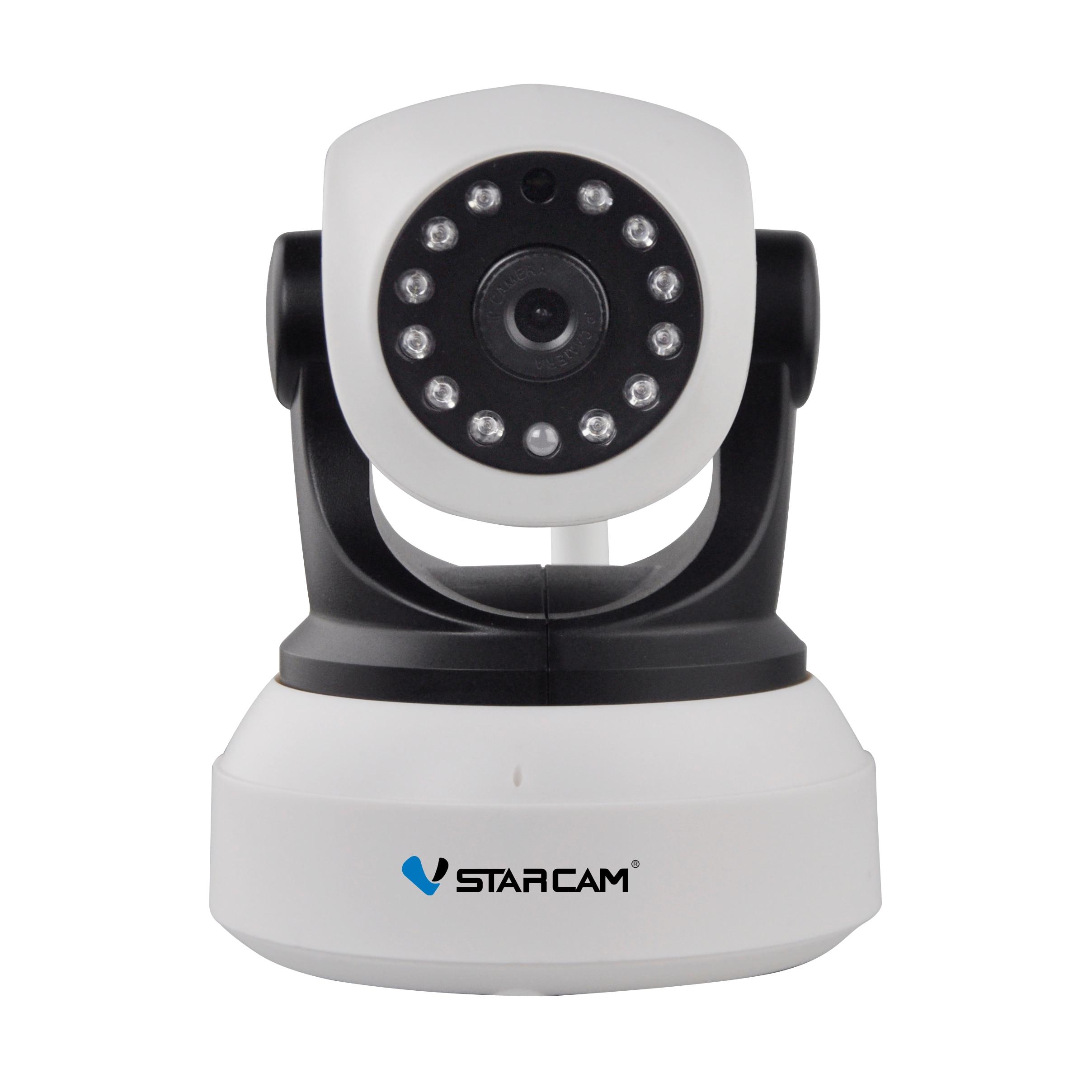Vstarcam C7824 Wireless IP Camera IR-Cut Night Vision 720p Home Security HD Camera WiFi Audio Recording CCTV Onvif Indoor sacam 720p wifi wireless ip camera with two way audio ir cut night vision video onvif p2p network webcam for home security alarm