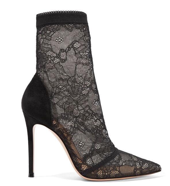 Cheville Chaussures Automne 9 Noir Mujer 7 Dentelle Pointu Luxe 9cm Bout Haute De Talon Heel Designer Femmes Cm Cm Zapatos 2019 heel 7cm Bottes wEZxYUqCC