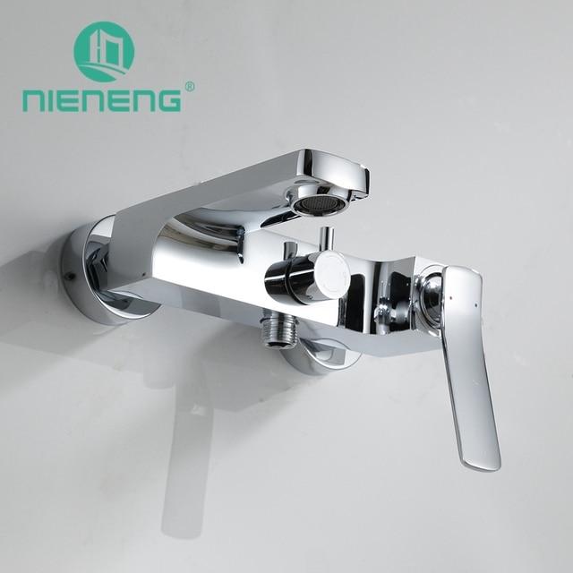 Nieneng Badezimmer Halterung Sets Armaturen Set Bad Dusche Tippen ... | {Badezimmer armaturen 80}
