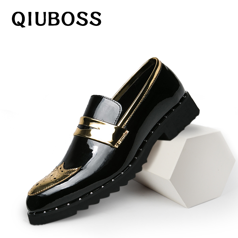Men's Shoes Brogue Shoes Men Classic Italian Formal Shoes Men Classic Coiffeur Fashion Men Shoes Wedding Luxury Brand Chaussure Homme Bona Up-To-Date Styling