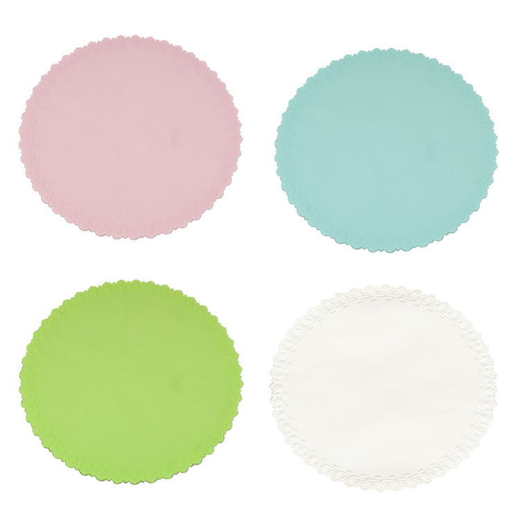 5Pcs Mix Color Food Fresh Keeping Saran Wrap Kitchen Tools Reusable Silicone Food Wraps Seal Vacuum Cover Lid Stretch F1517M(5)