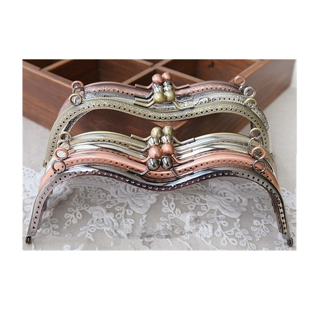 Vintage Crochet Bag : Aliexpress.com : Buy 19cm Vintage Bag Kiss Crochet Things Coin Purse ...