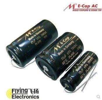 1 Túi/2 Chiếc Mundorf MCap Tụ điện Ecap1uf ~ 330 UF Electrodeless Điện Phân Cho Phân Chia Tần Số Đầu Ra