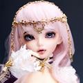 Oueneifs fairyland minifee chloe bjd 1/4 modelo de corpo reborn baby meninas boys toys loja maquiagem dos olhos das bonecas de alta qualidade resina anime