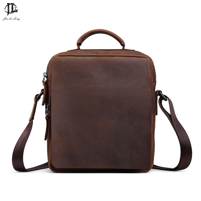 men s leather Message shoulder bags man small vintage summer handbags  crossbody sling messenger bag designer satchels nice-in Totes from Luggage    Bags on ... bbd19f4fc939d