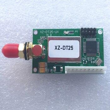 Vhf uhf 115200 высокоскоростной радиочастотный модуль 1 км 433 МГц передатчик 100 мВт радиочастотный приемопередатчик данных 868 МГц ресивер rs485 ttl rs232