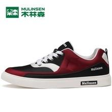 Mulinsen Brand New autumn Men Skateboarding Sport Shoes Breathable Outdoor Skateboarding Jogging Training Shoes Sneakers 270060