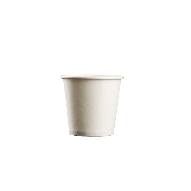 100pcs/pack 50ml Small Paper Cups Taste Cup Disposable Paper Cup Party Supplies