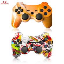 Bluetooth Wireless Joystick for PS3 Controller Fit For mando ps3 Console For Playstation Dualshock 4 Gamepad For PS3 Console цена