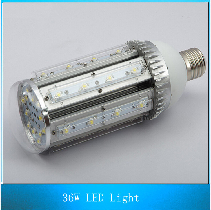 Light Industrial Gas Turbine: 36W E40 High Power Street LED Corn Light Energy Saving