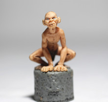 Lord of the Rings Gollum Action Figure 6cm