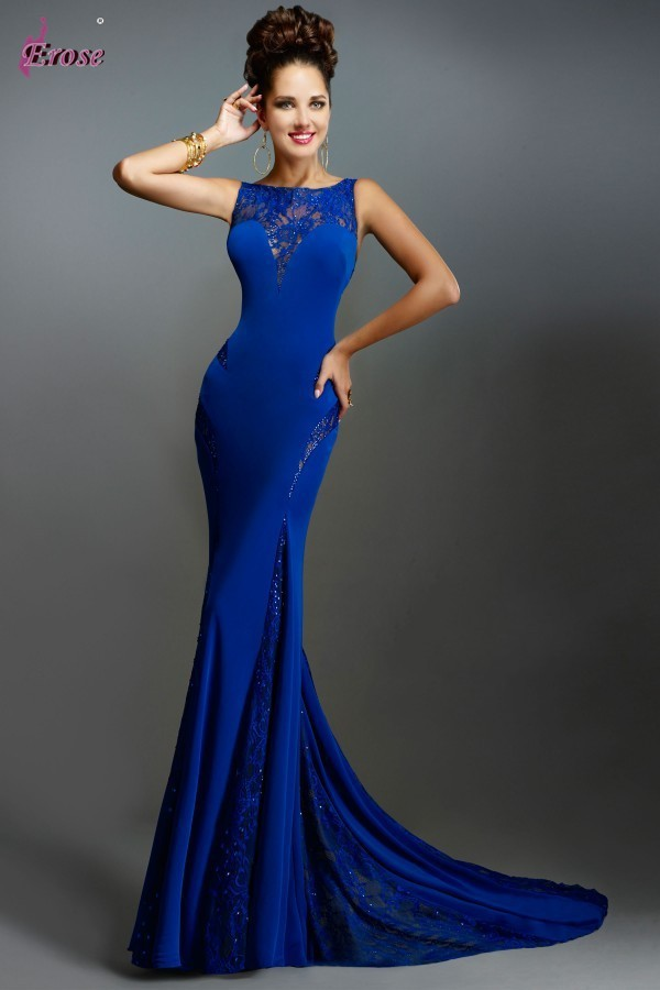 Aliexpress.com : Buy LEV 082 2015 Fashion Evening Dress Long Sexy ...