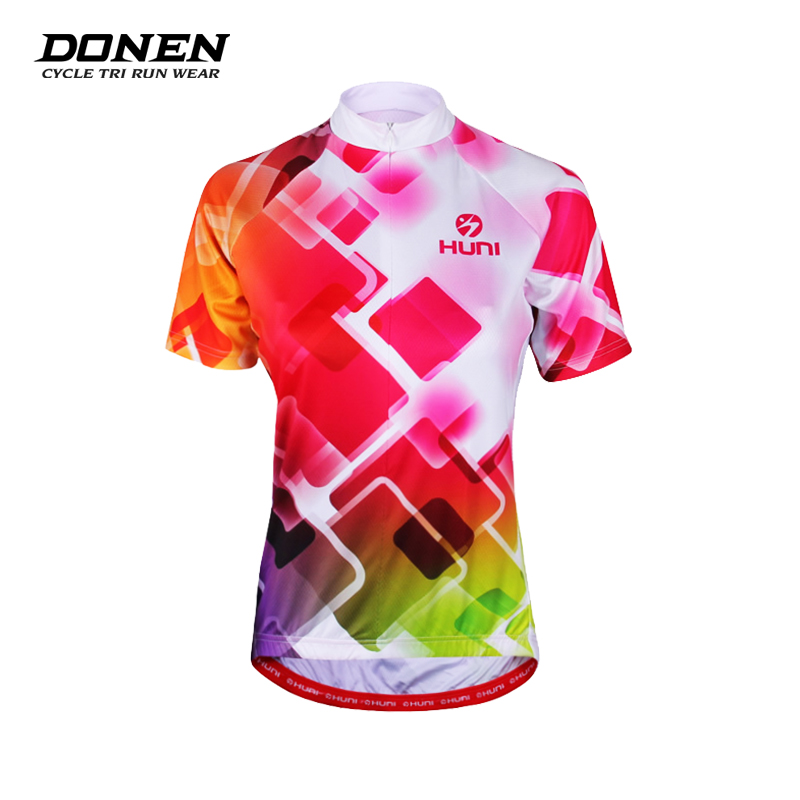 d6ae8a33c Aliexpress.com   Buy DONEN Discount price Spring Summer Cycling Jersey  Breathale Women Bike Clothing Racing MTB Bicycle Clothes Cycling Ciclismo  from ...