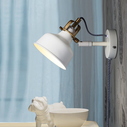 IWHD Rustic Modern LED Wall Lamp Fashion Angle Adjustable Wall Light Fixtures Indoor Lighting Iron Wall Sconce Luminaire LightsIWHD Rustic Modern LED Wall Lamp Fashion Angle Adjustable Wall Light Fixtures Indoor Lighting Iron Wall Sconce Luminaire Lights