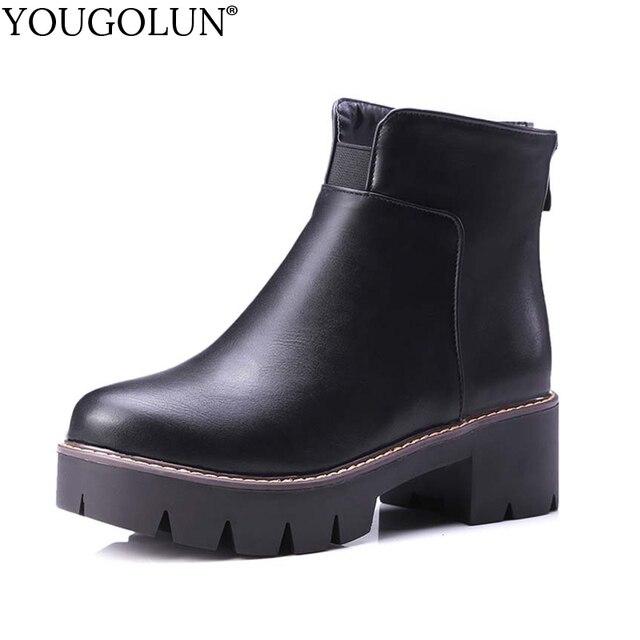 Cuña botas mujer negro 8.5 cm tacón y plataforma de 1 cm - 39 yxseY