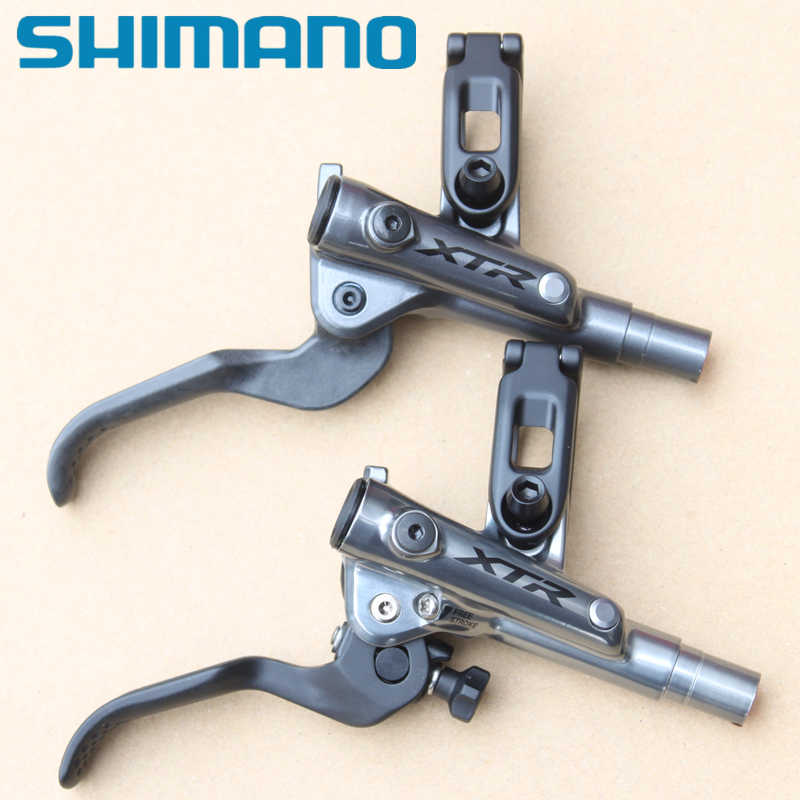 4b61d26b803 Shimano Mountain Bikes XTR M9100 M9120 Lever Hydraulic Disc Brake BL-M9100  BL-M9120