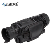 5x40 Night Vision Digital Infrared Monocular SKU Single Transmitter Night vision Optical Camera Video Device Sight Riflescope