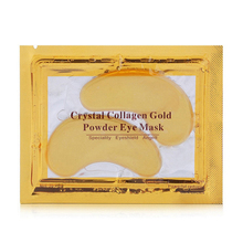 Anti-Aging Gold Crystal Collagen Eye Mask Skin Care Eye Patches Crystal Beauty Anti Dark Circle Anti-Puffiness Cream 10pcs=5pack