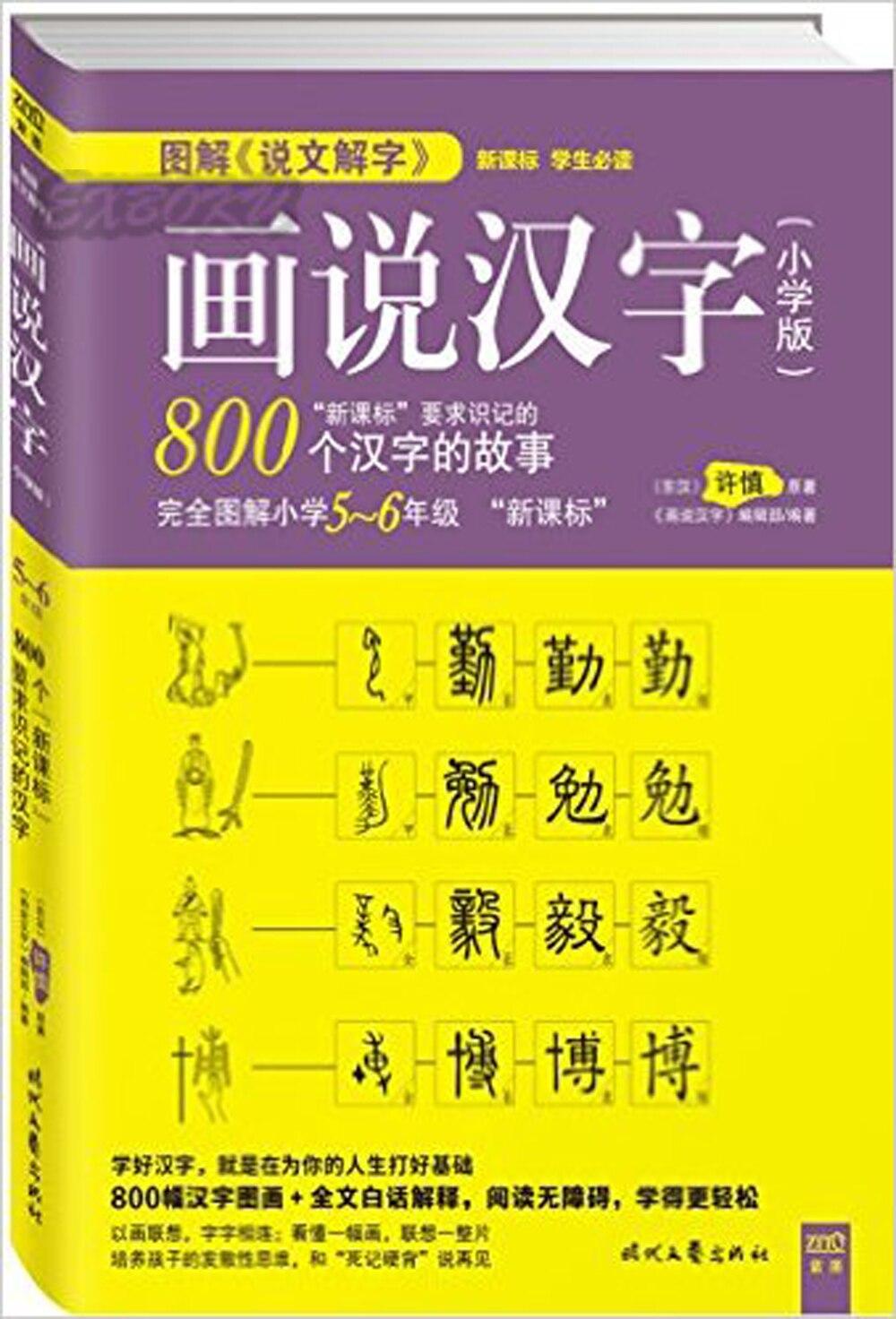 Chinesische charakter bild bücher wörterbuch für erweiterte lernende lernen 800 Chinese character...