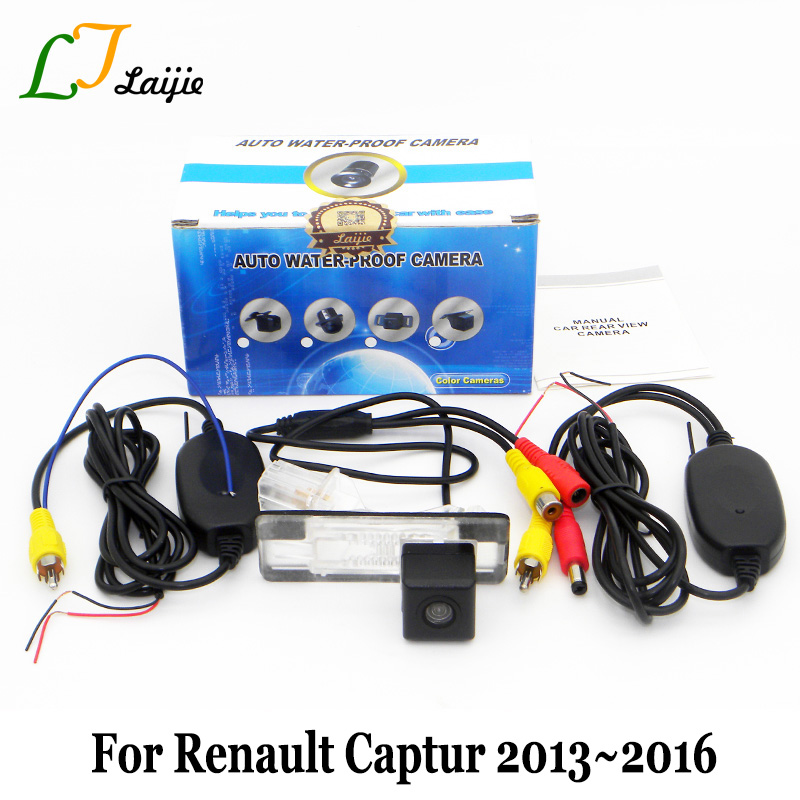 Laijie Wireless Rear View Camera For Renault Captur 20132016 2017: Renault Wiring Diagram Colours At Freddryer.co
