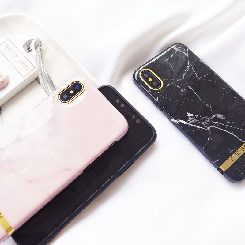 Chic Marble Case IPHONE