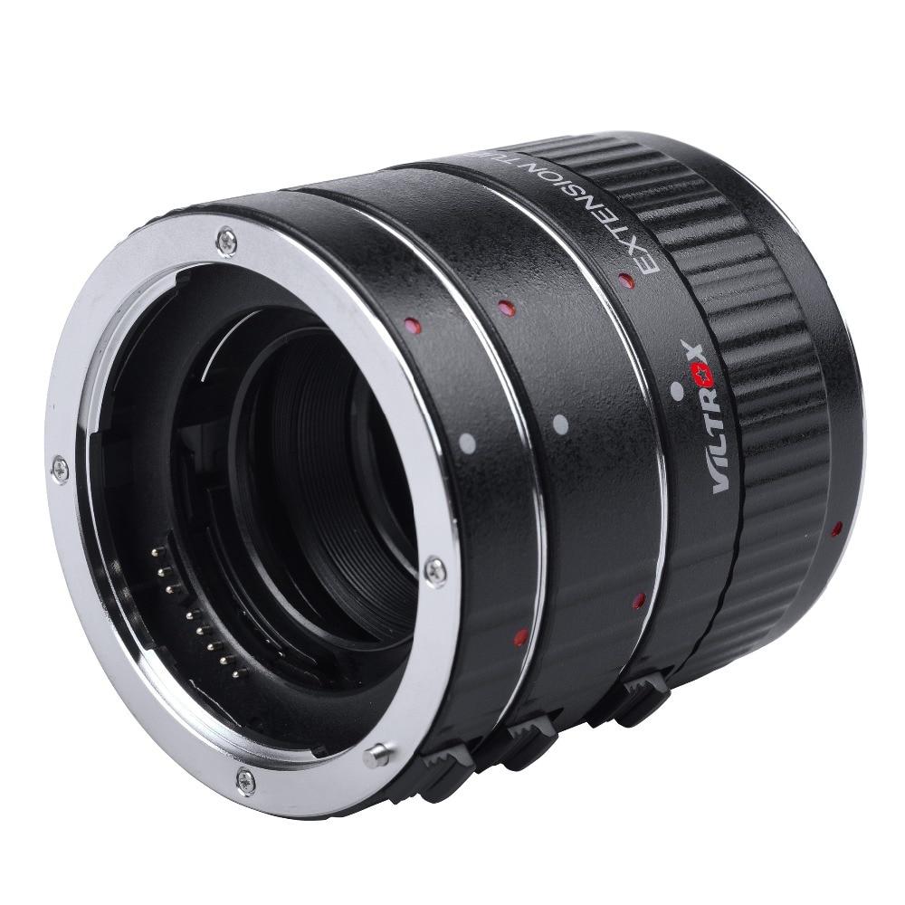 VILTROX Metal Mount Auto Focus AF մակրո ադապտեր Canon EOS - Տեսախցիկ և լուսանկար - Լուսանկար 3