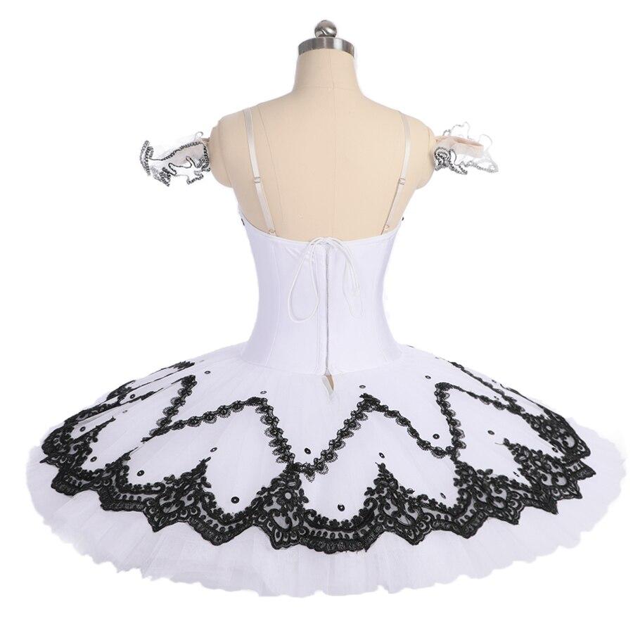 Girls Ballet Costume Ballerina Ballet Tutu For Women White Swan Lake Professional Ballet Tutu Skirt Children in Ballet from Novelty Special Use